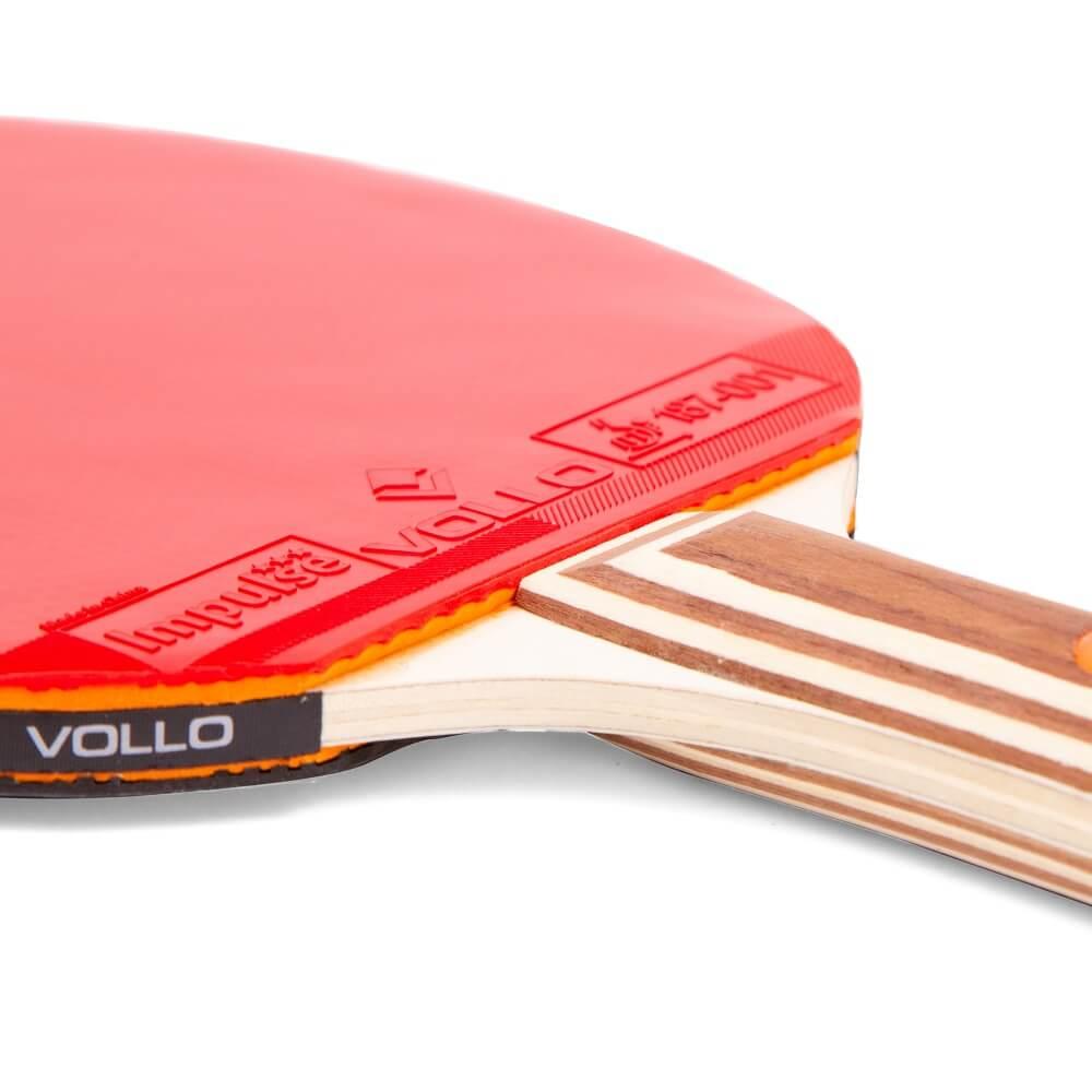 Raquete De Tênis De Mesa Impulse Vollo Aprovado ITTF VT604