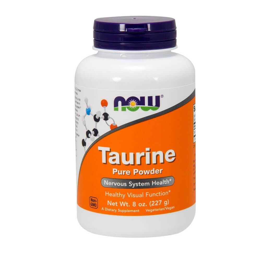 Taurina 227 gramas em Pó Now Foods