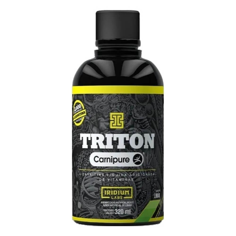 Triton Iridium Labs 320ml Sabor Limão