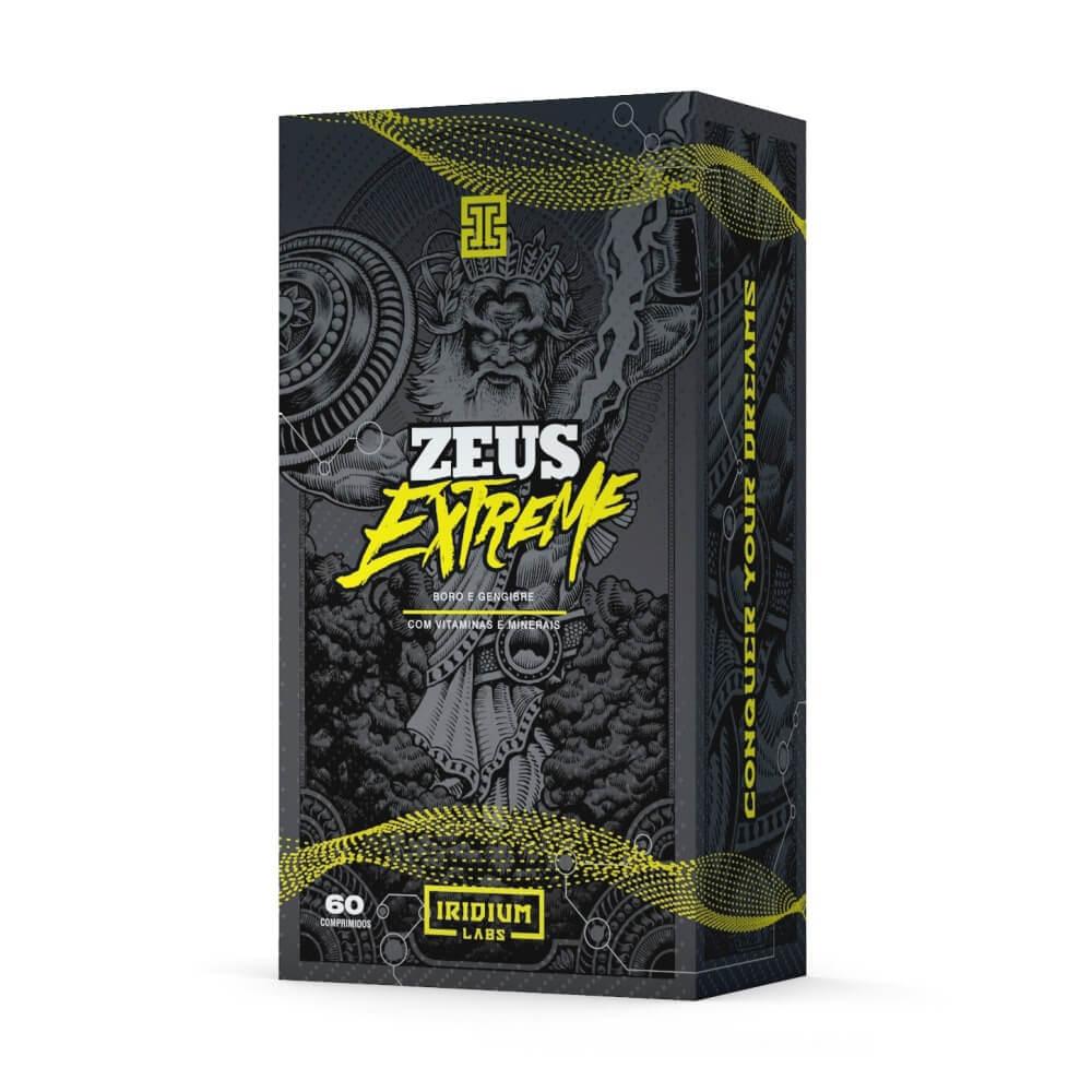 Zeus Extreme  60 Comps Iridium Labs