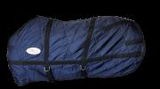 Capa Inverno com Cobertor Nylon Impermeável Azul Marinho