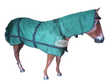 Capa para Cavalo Anti-Mosca