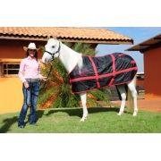 Capa para Cavalo Inverno Nylon Balístico Impermeável
