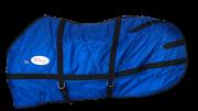 Capa Inverno com Cobertor Nylon Impermeável Azul Royal