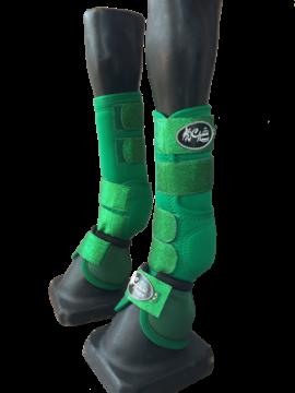 Jogo Boleteira  Prof Glitter Verde Bandeira