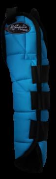 Protetor para Rabo Nylon - Azul Turquesa