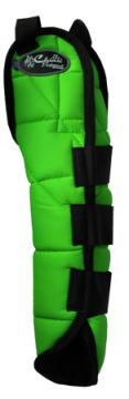 Protetor para Rabo Nylon - Verde Limão