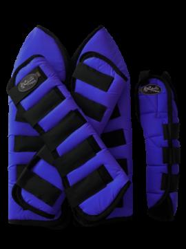 Protetor para Viagem Curto Nylon com Rabeta - Azul Royal