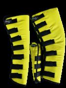 Protetor para Viagem Longo Nylon Balístico com Rabeta - Amarelo