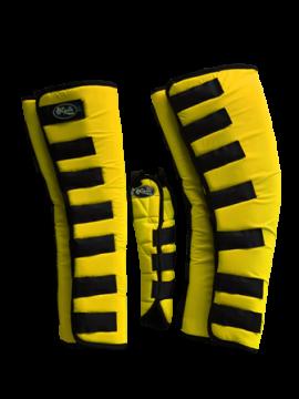 Protetor para Viagem Longo Nylon com Rabeta - Amarelo
