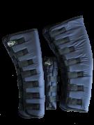 Protetor para Viagem Longo Nylon com Rabeta - Azul Marinho