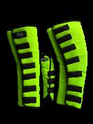Protetor para Viagem Longo Nylon com Rabeta - Verde Limão