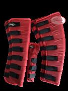 Protetor para Viagem Longo Nylon com Rabeta - Vermelho