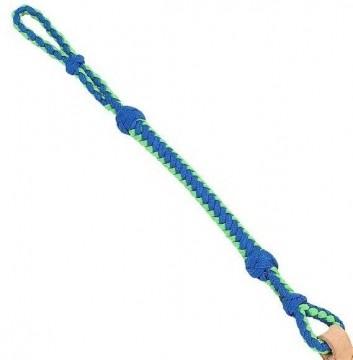 Reio Nylon Importado Azul/Verde Limão