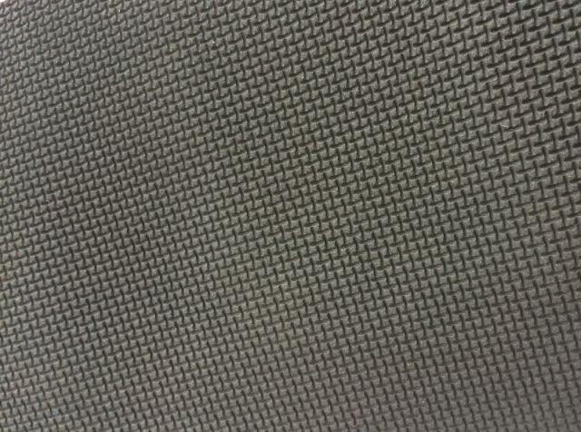 Barrigueira Laço de Neoprene INOX Preto