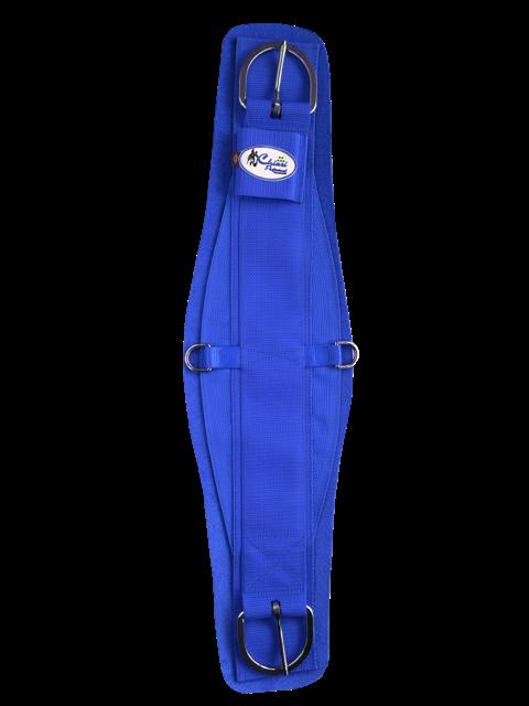 Barrigueira Laço de Neoprene INOX Azul