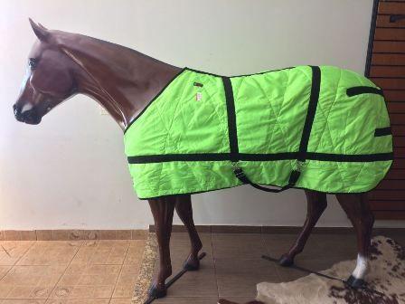 Capa para Cavalo Inverno Nylon Impermeável