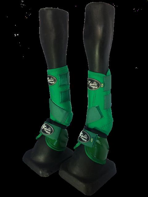 Jogo Boleteira e Cloche Verde