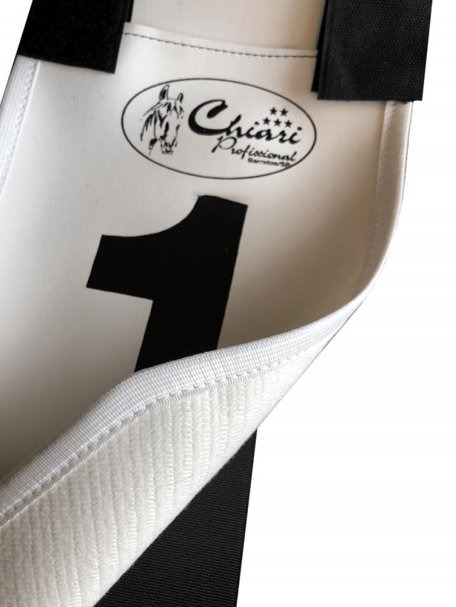 Marcador para Boi Team Penning  Branco- 30 Peças