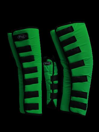 Protetor para Viagem Longo Nylon com Rabeta - Verde Bandeira