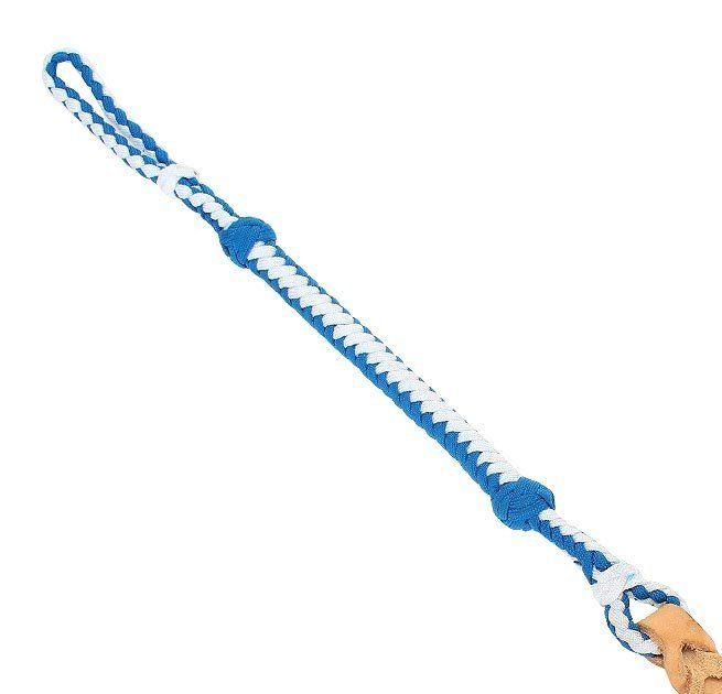 Reio Nylon Importado Azul Royal/Branco