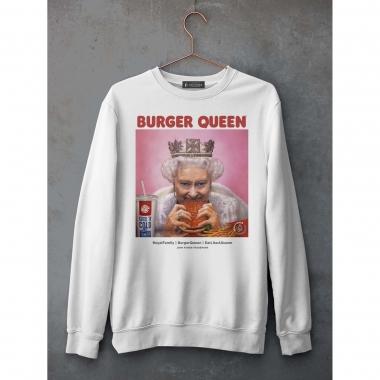 Moletom Burger Queen