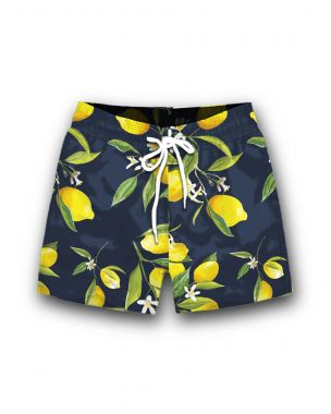 Swimming Shorts Lemons