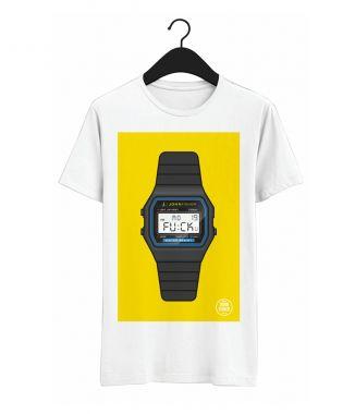 T-Shirt Clock