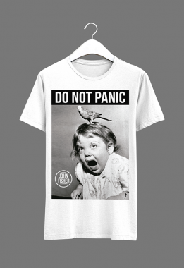 T-Shirt Do not Panic