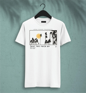 T-Shirt Enjoy the View