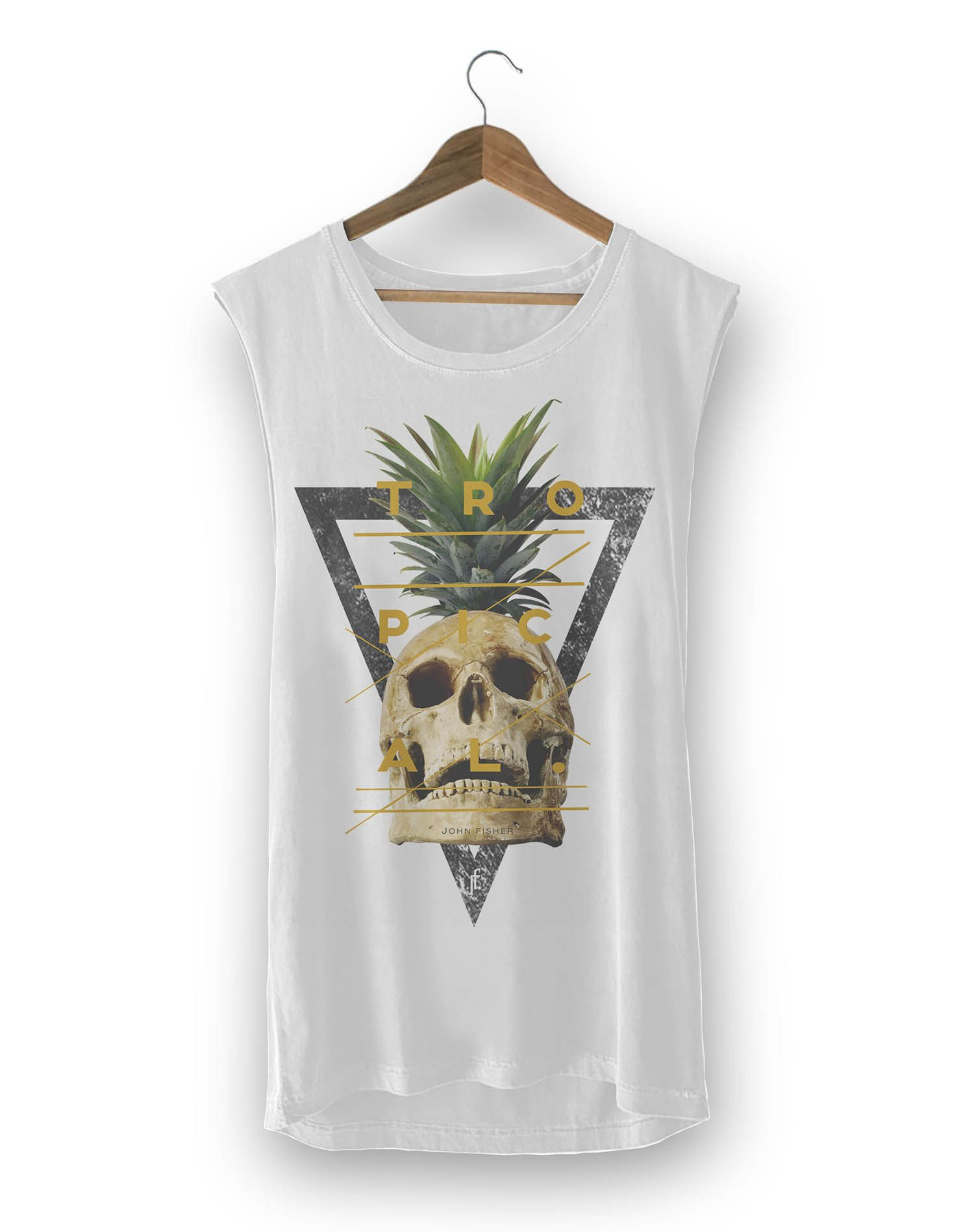 Regata Tropical Skull