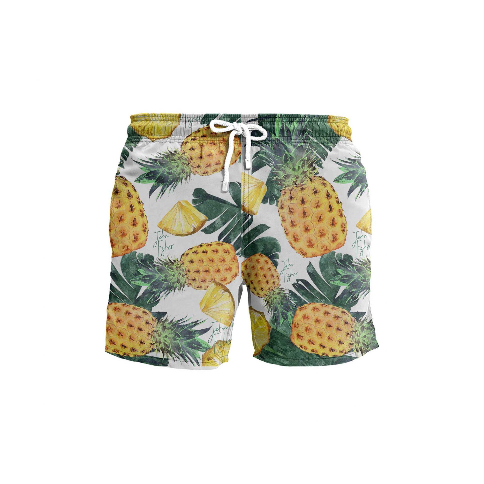 Shorts Abacaxi