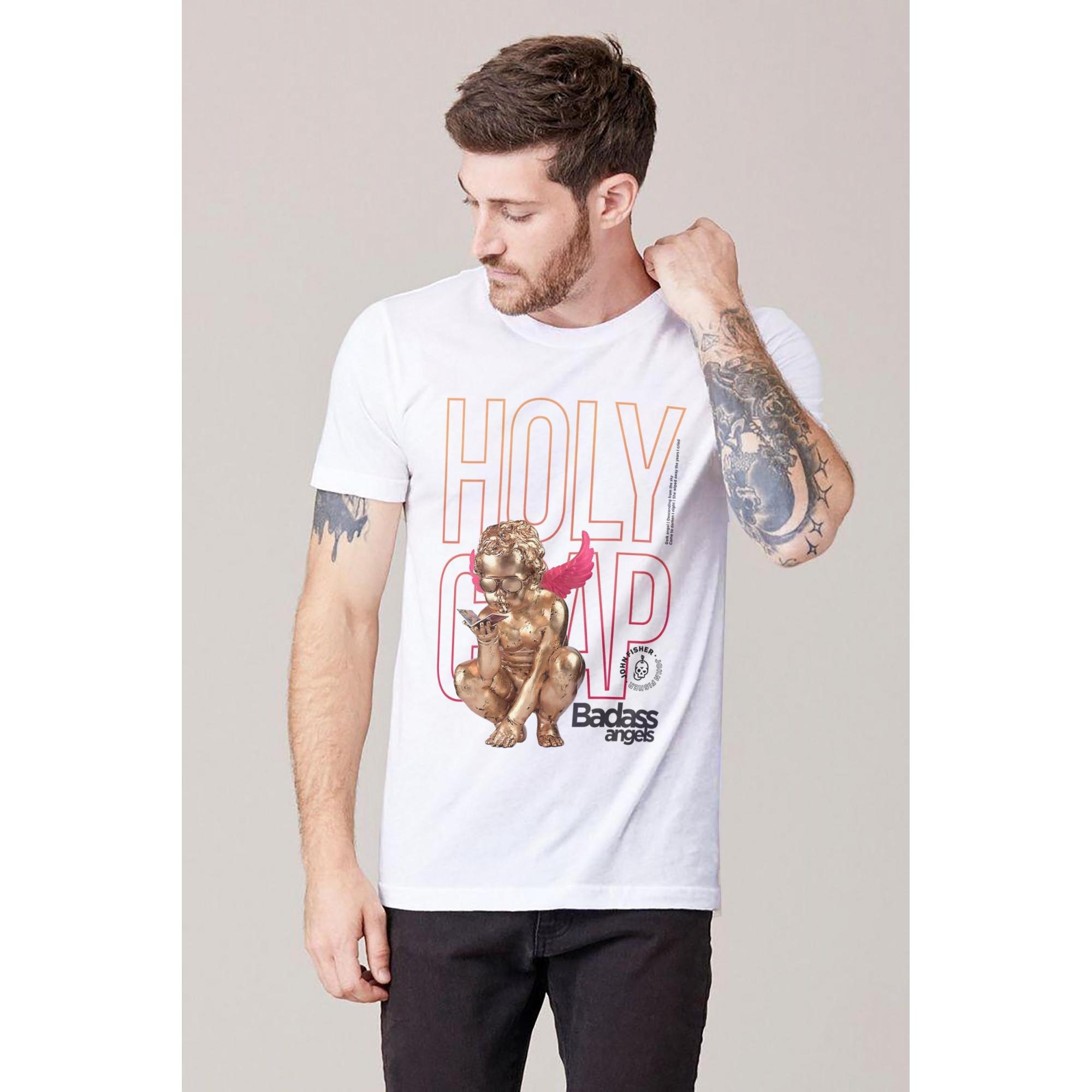 T-Shirt Badass Angel