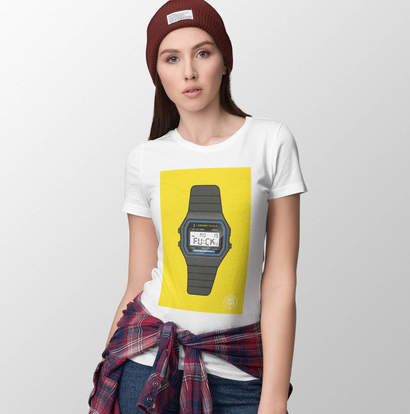 T-Shirt Feminina Banana's
