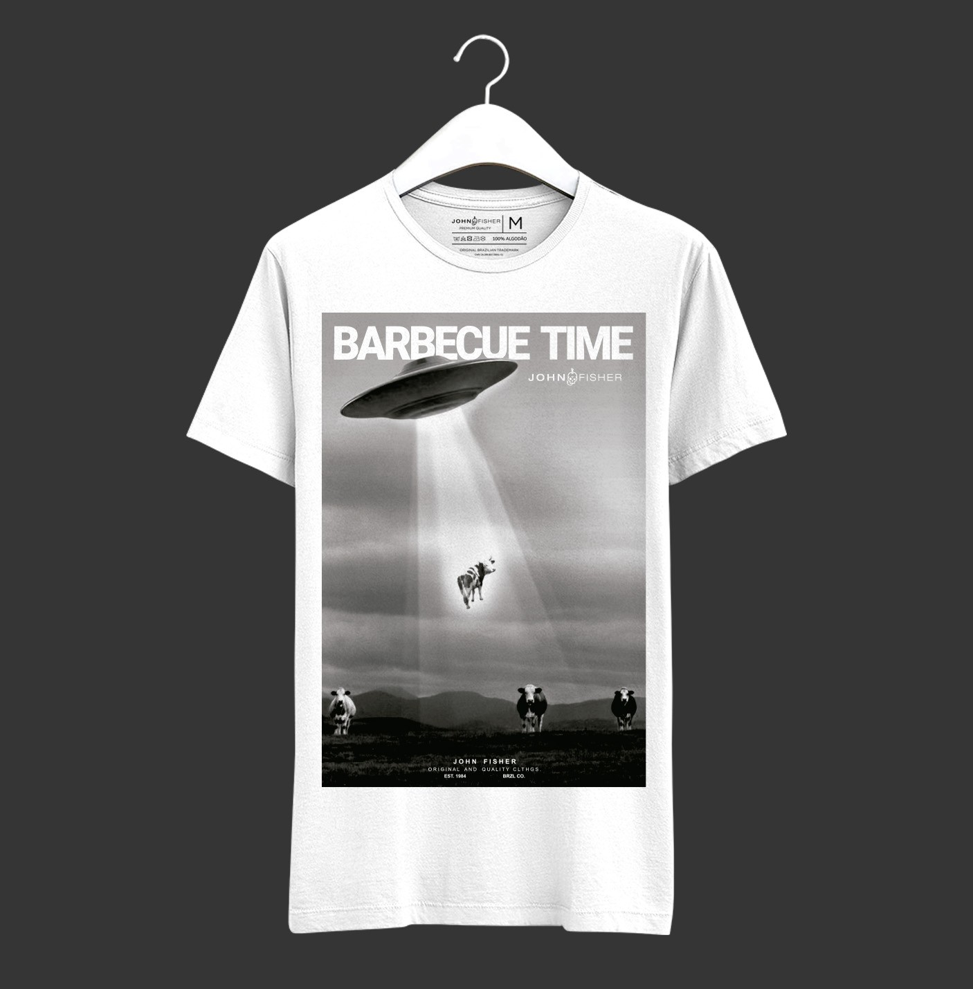 T-Shirt Barbecue Day