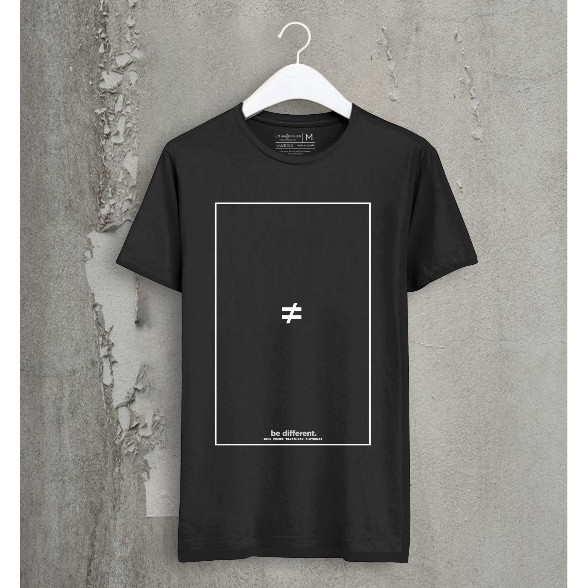T-Shirt Be Different