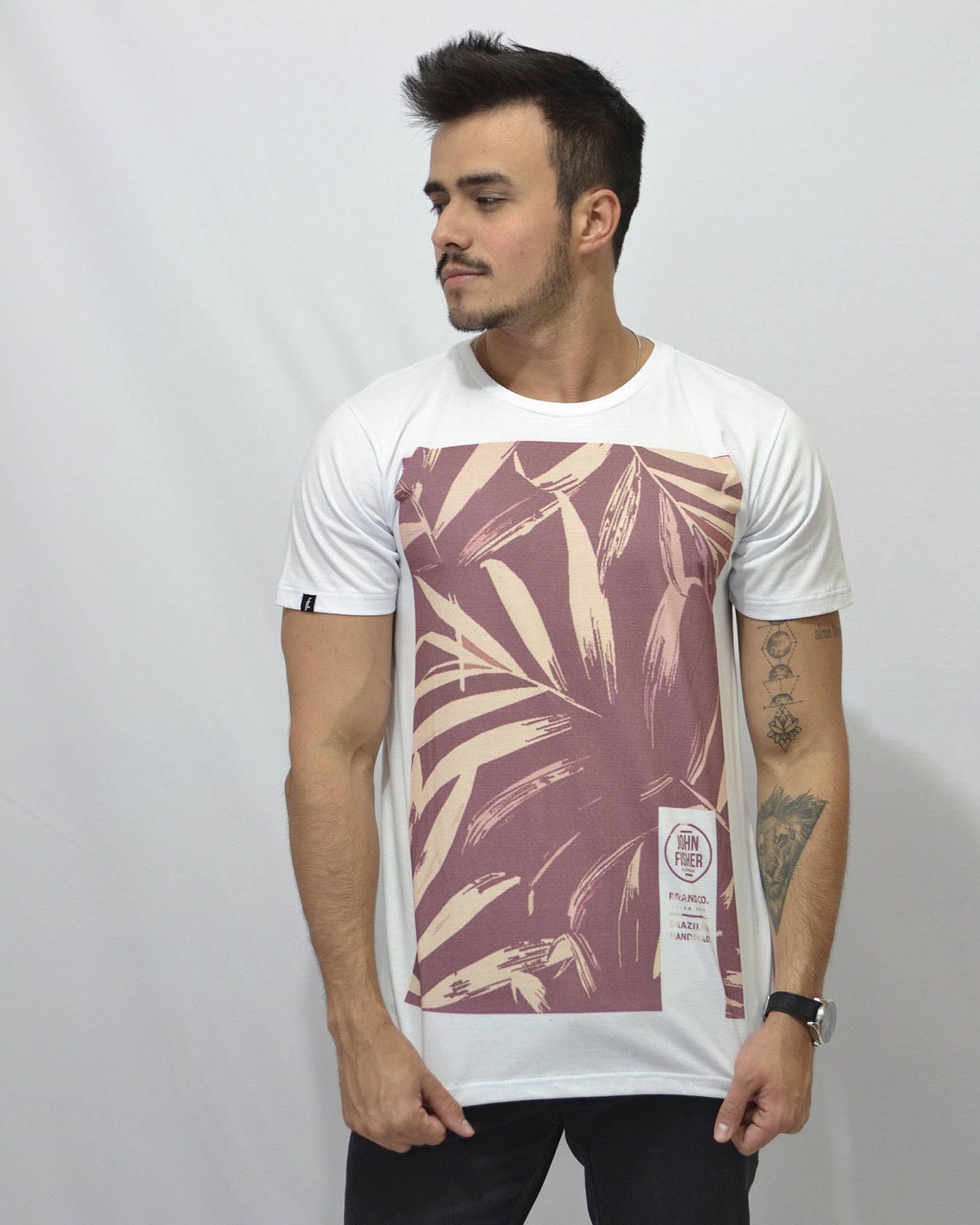 T-Shirt Collor Forest