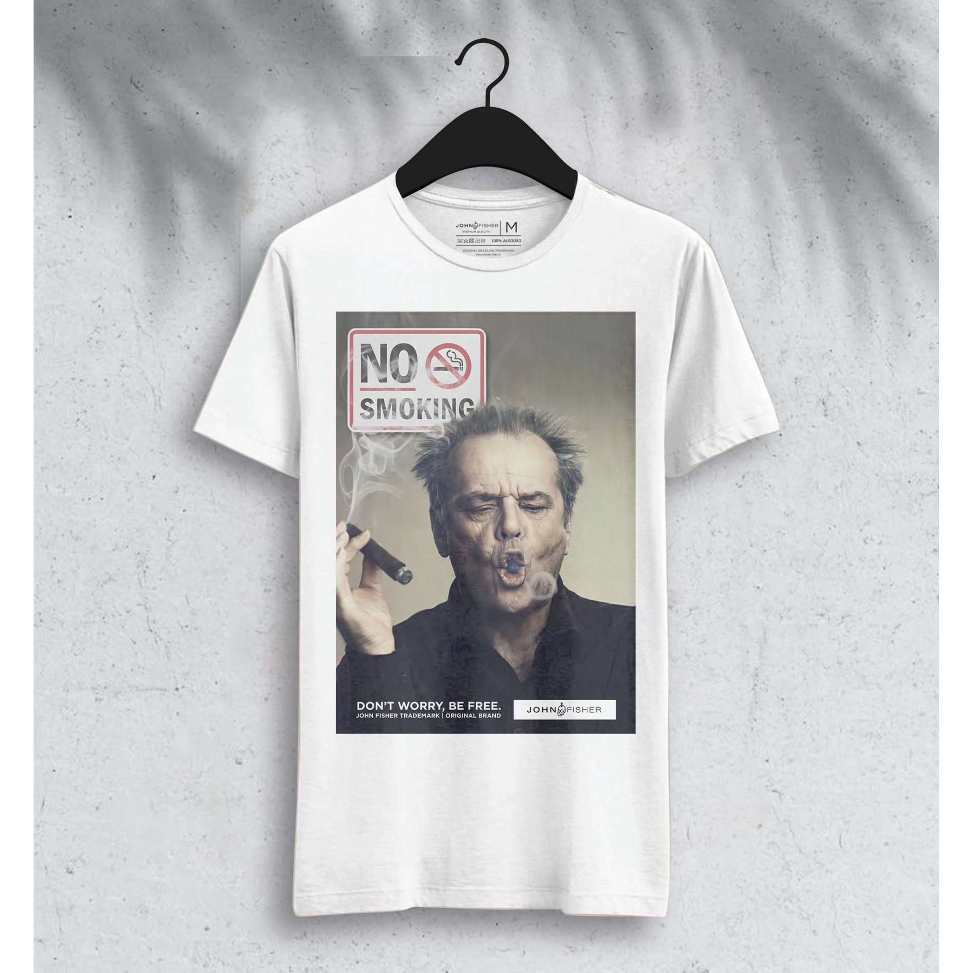 T-Shirt Don't Smoke