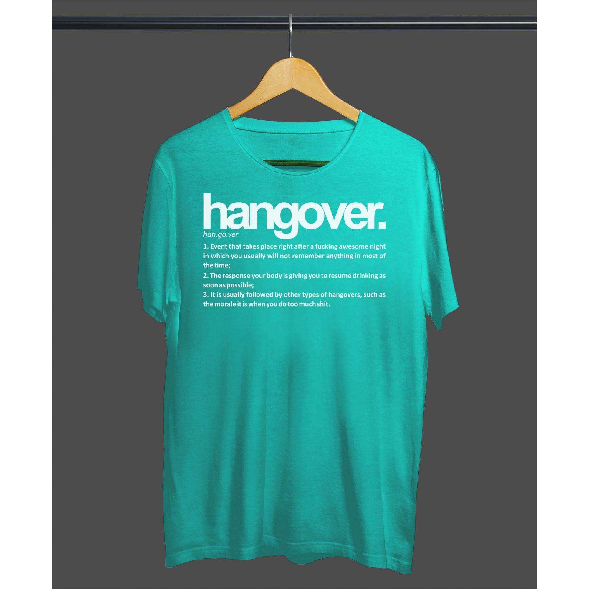 T-Shirt Hangover