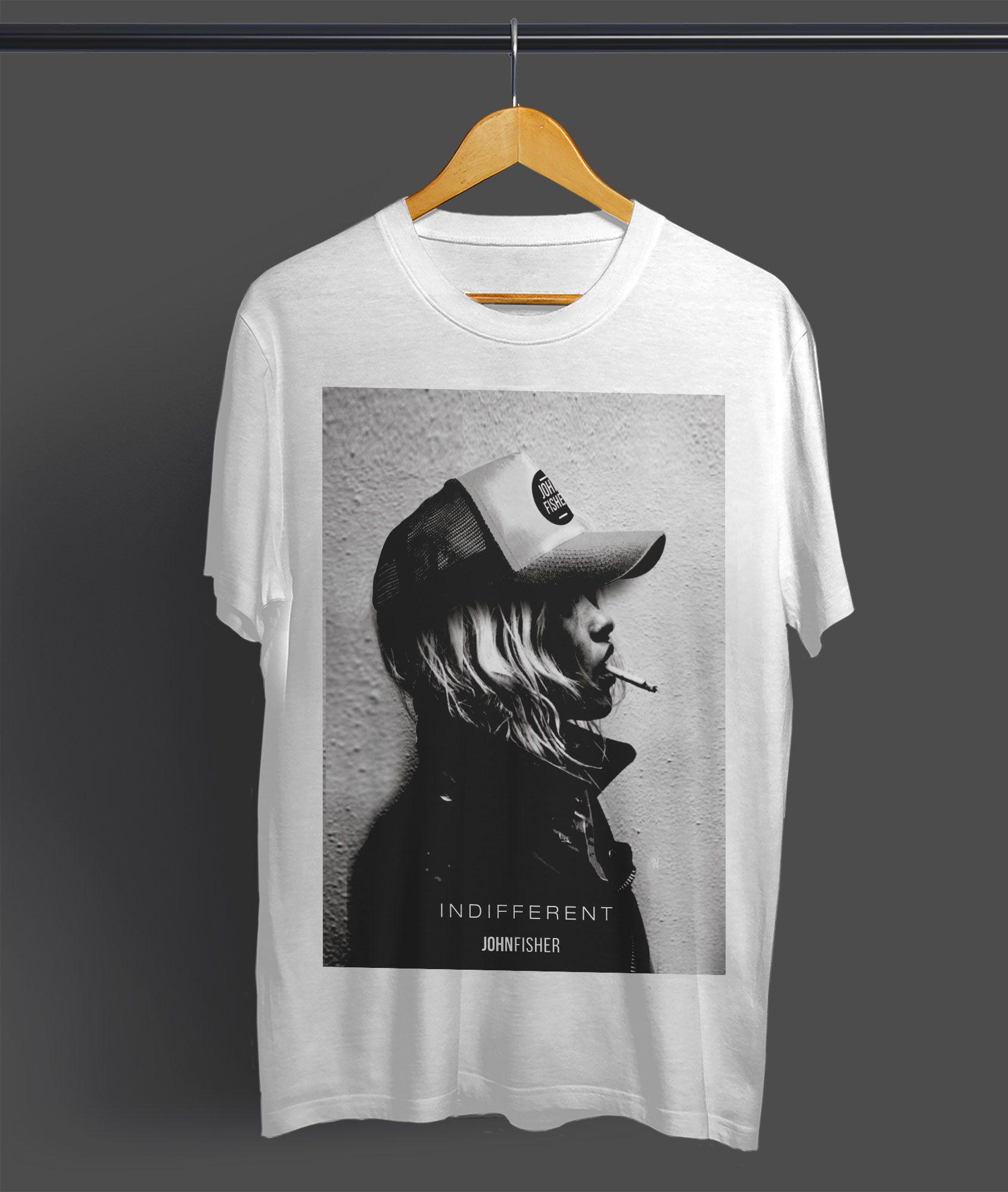 T-Shirt Indifferent