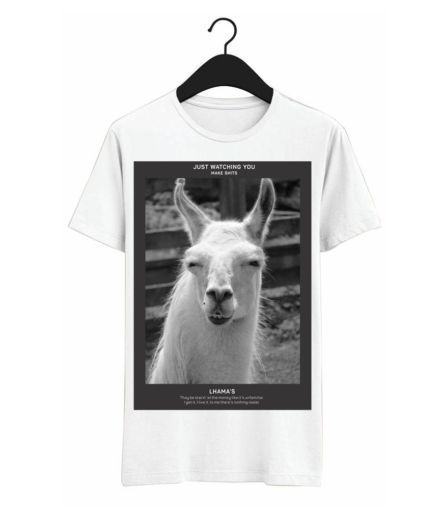 T-Shirt Lhama