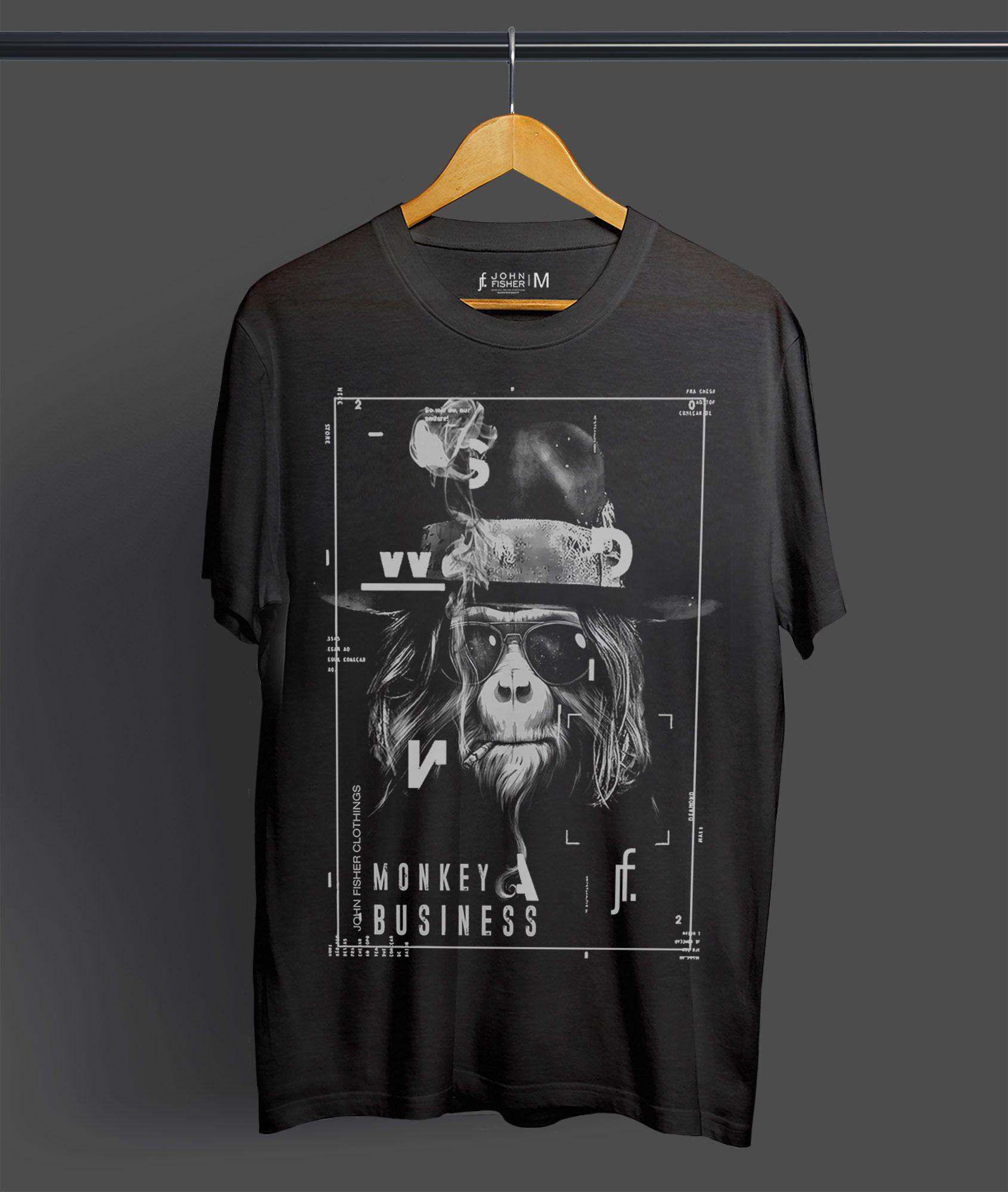 T-Shirt Monkey Business