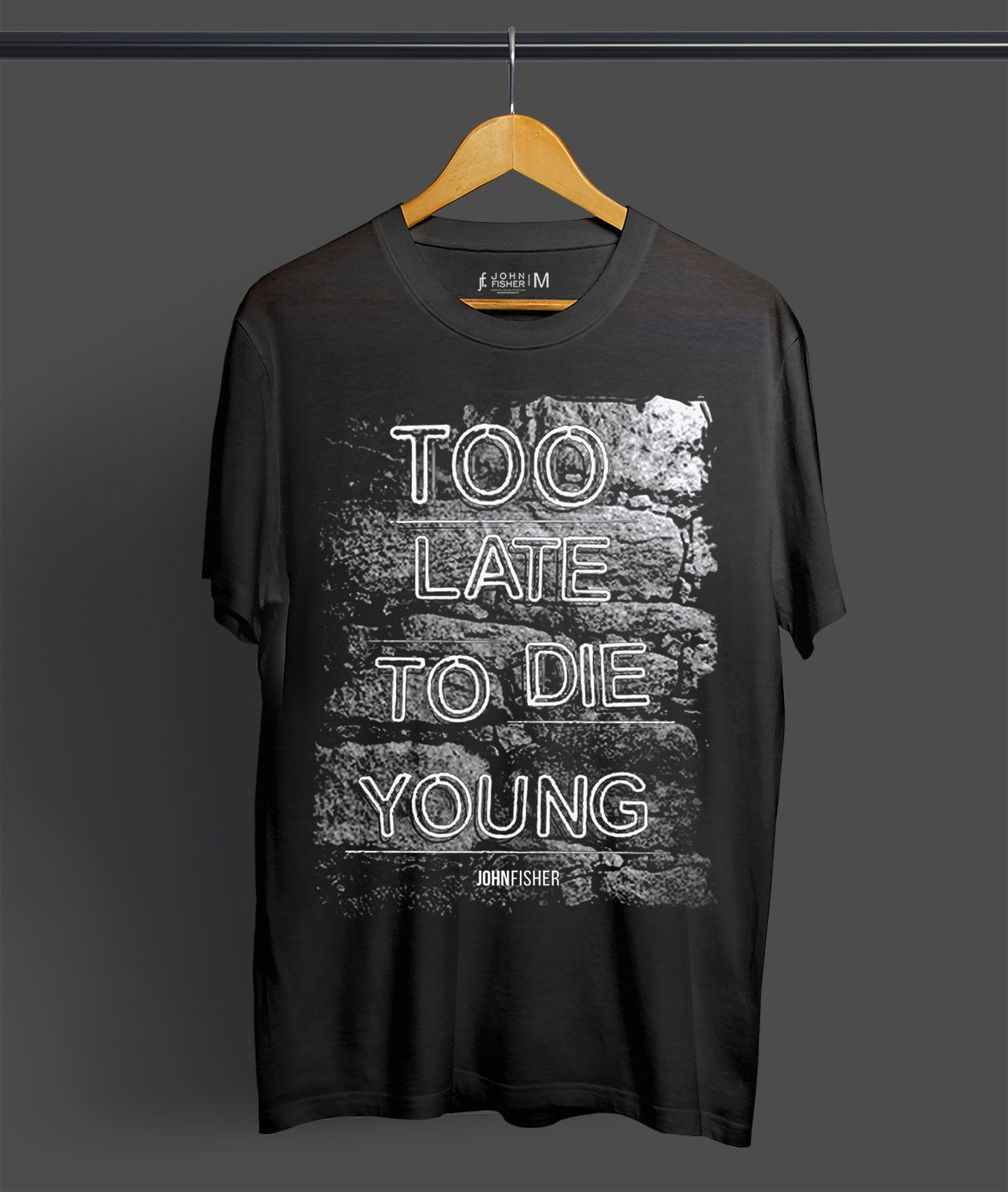 T-Shirt Too Late