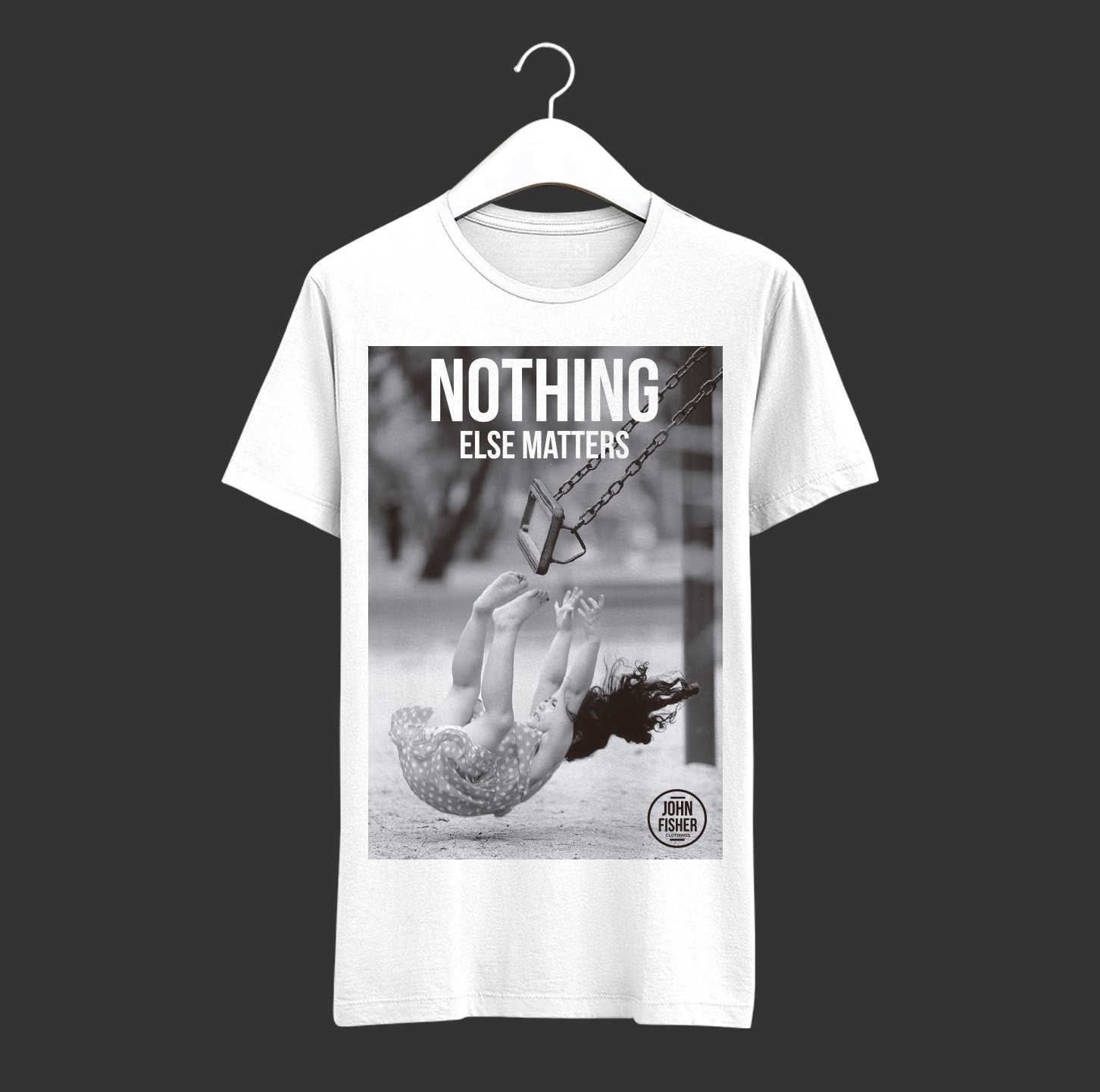 T-Shirt Nothing Else Methers