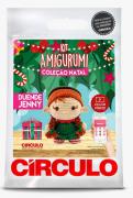 Kit Amigurumi - Coleção Natal - Duende Jenny