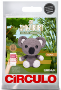 Kit Amigurumi Safari Baby - Coala 3
