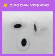 Olho oval pequeno