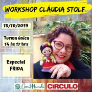 Workshop Cláudia Stolf - 15.10.2019