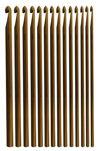 Agulha de Bambu Eco - Círculo  - AmiMundi