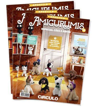 Apostila Amigurumi nº 13  - AmiMundi